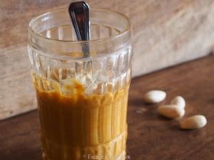 Smoothie abricots amandes et lin