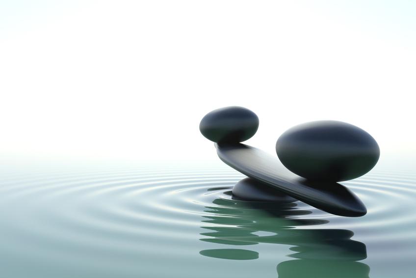 L'équilibre.