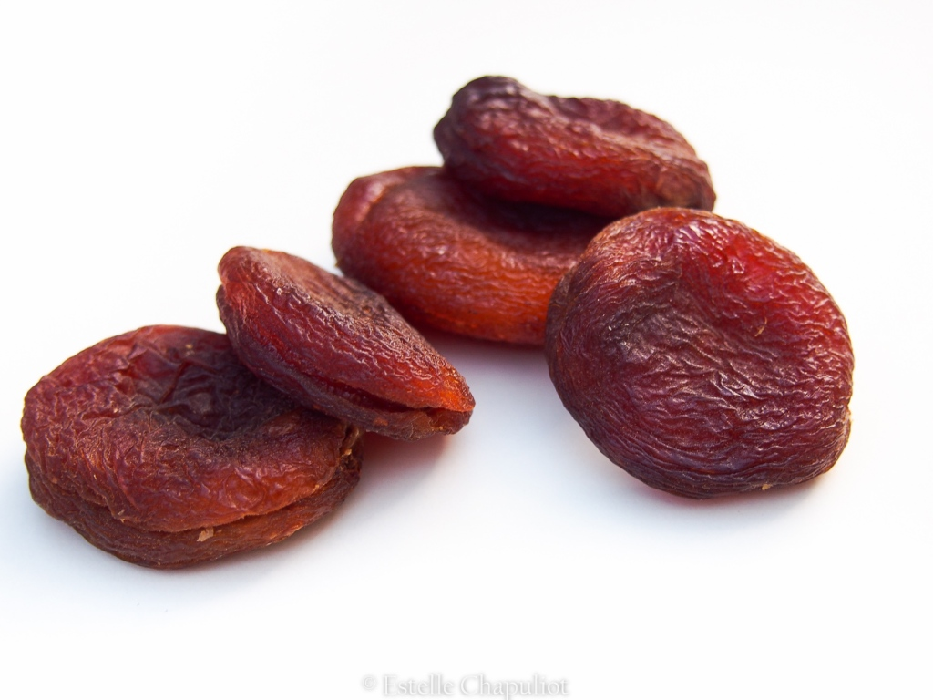 Abricots secs, biologiques et sans additif