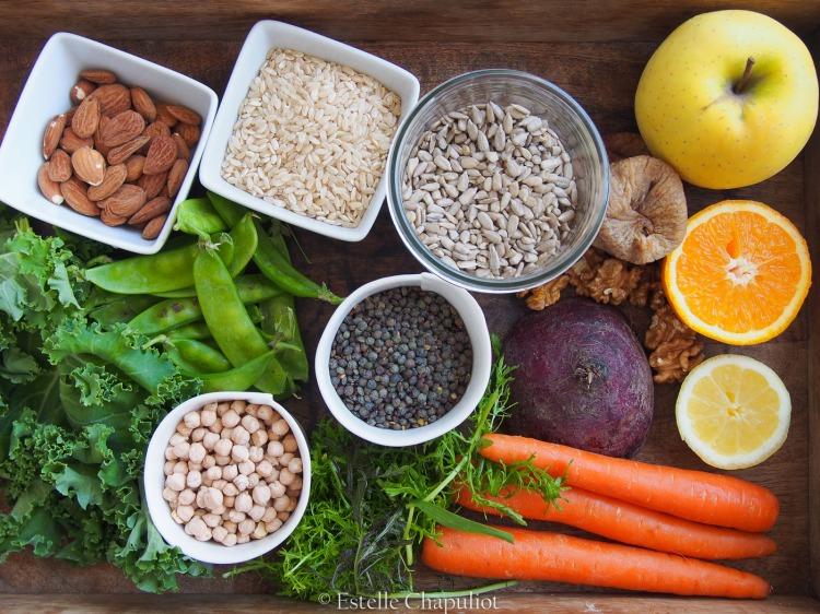 Rééquilibre alimentaire personnalisé, adapté à vos objectifs et vos besoins.