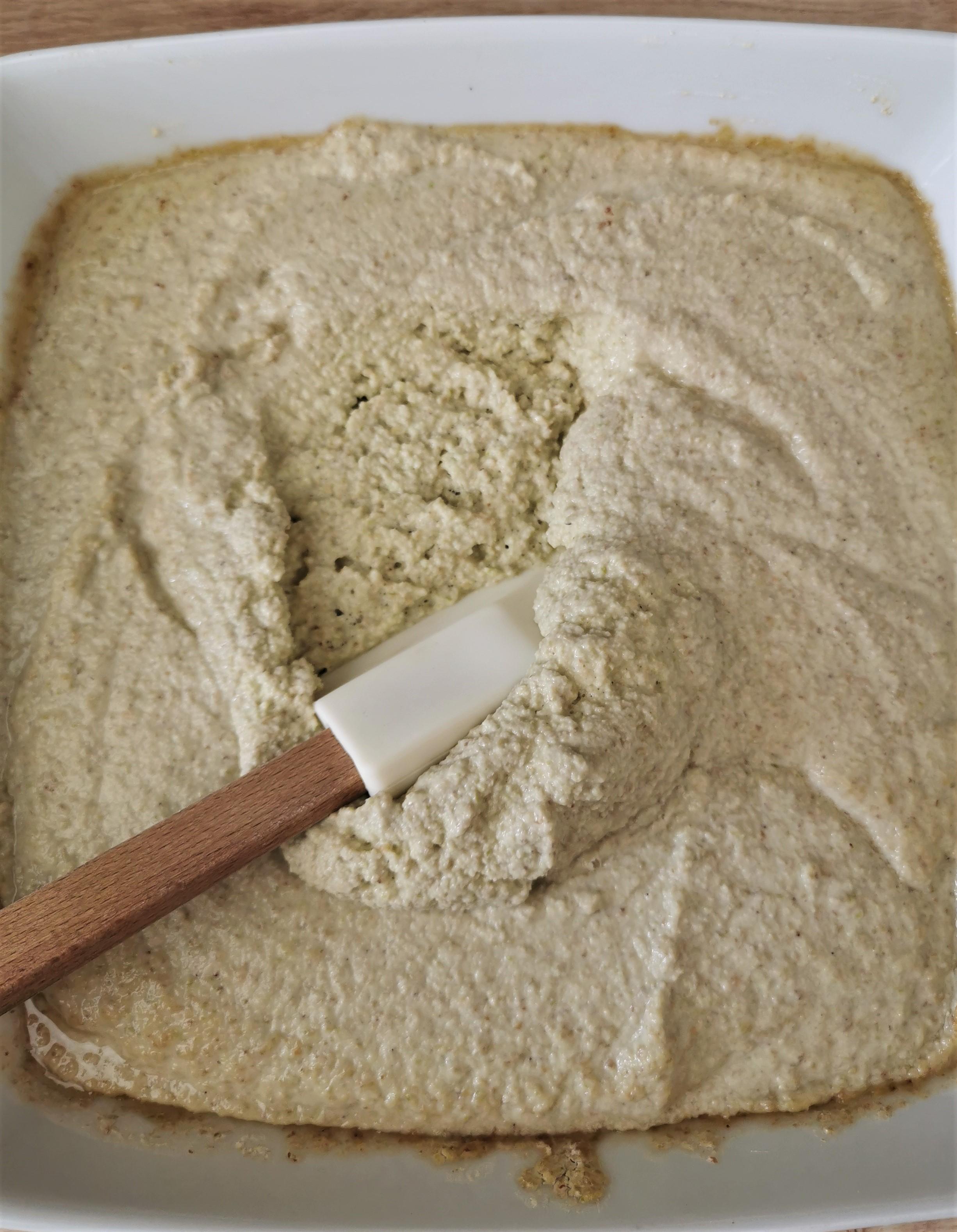 Pâte fermentée (après 24h de repos à 25°C)